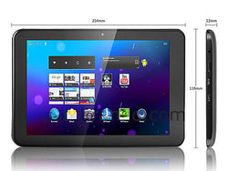 "DigiTab3D DT803D LATEST No-Glasses 3D 8"" inch Android Tablet PC Full HD, Bluetooth, WiFi, HDMI UK"