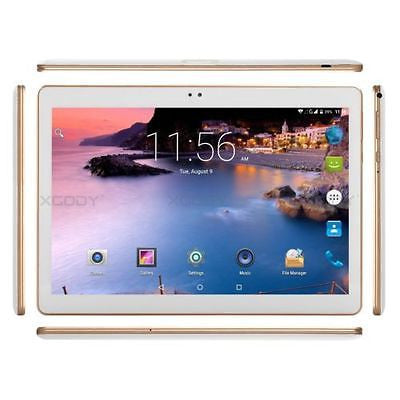 "Slim 10"" inch Android Tablet PC Quad Core A33 Allwinner, 32GB, IPS Screen, WIFI"