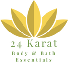 24 Karat Body & Bath Essentials