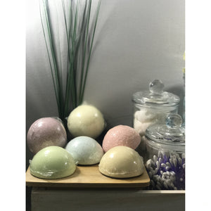 Shower Bombs - 24 Karat Body & Bath Essentials
