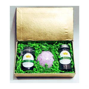 24 Karat Tailored Sampler Gift Box