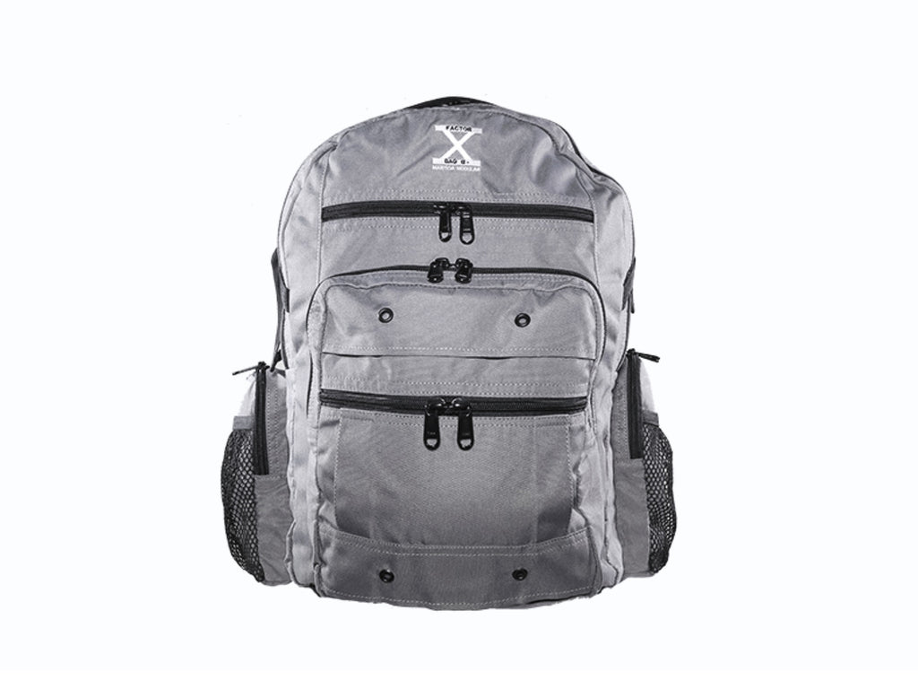 FactorXbag Gray