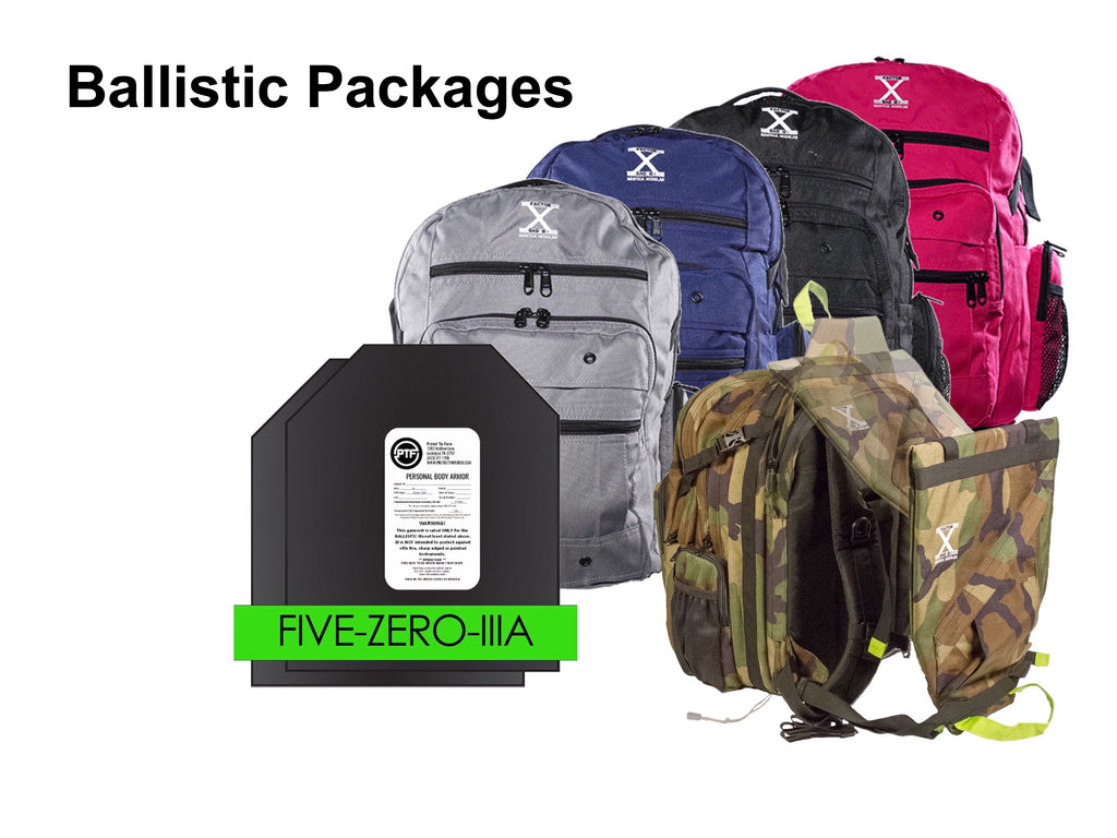 Ballistic package