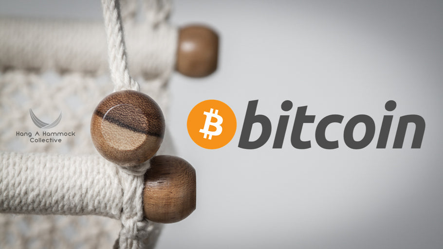We embrace Bitcoin as alternative payment