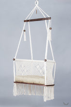 Macrame Hanging Chair for Adults or Kids - Handmade in Nicaragua