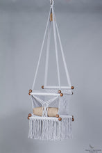 Baby Swing Chair in Grey