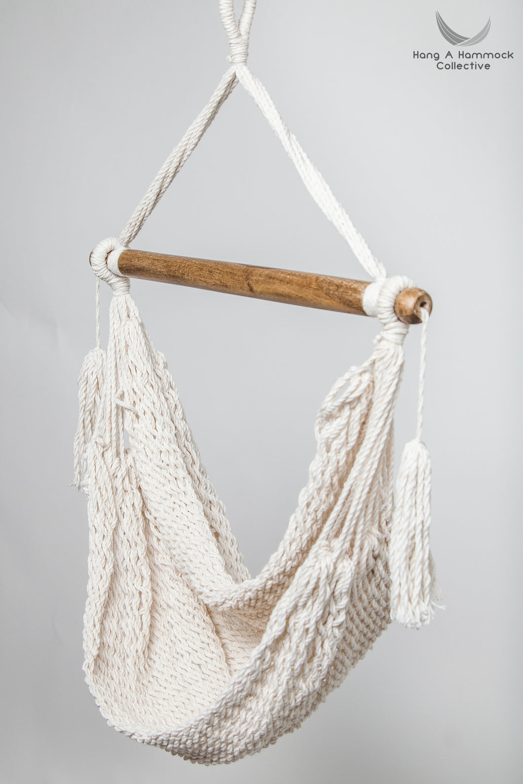 Dolls furniture - hammock chair - studio photo (Handmade in Nicaragua)