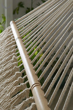 detail of the hammock