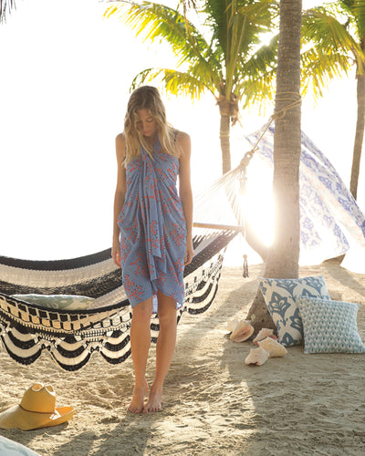 SERENA & LILY Handwoven Hammock - Handmade in Nicaragua, certified in USA - FREESHIPPING