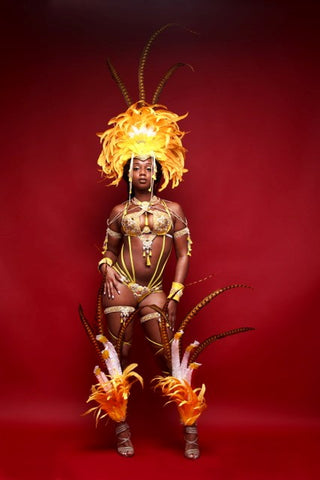 OSHUN FRONTLINE - CONTACT HOLLYWOOD MASSIVE FOR REMAINING SIZES BEFORE PURCHASE!