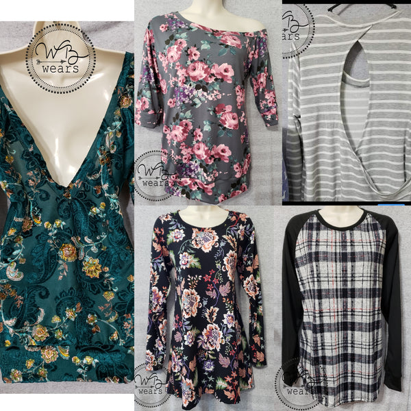 Tunic sale - WB Wears