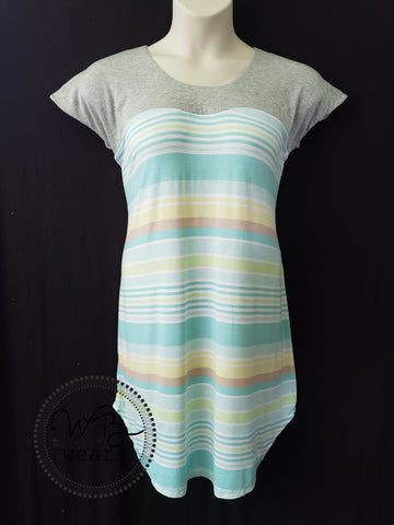 T shirt dress - WB Wears