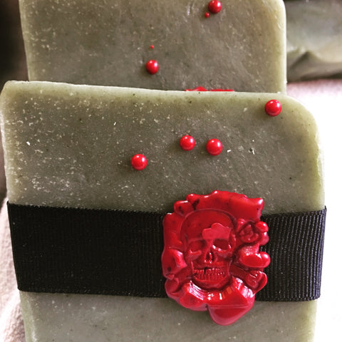 Sweet grass soap with emu oil