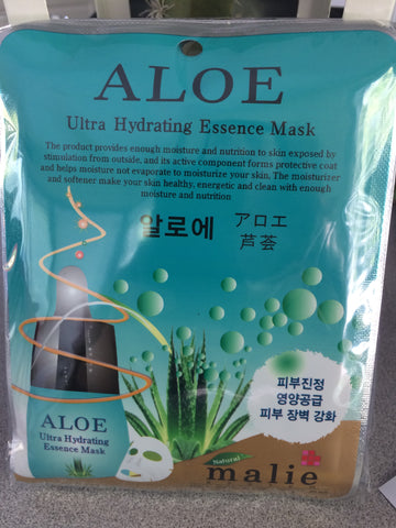 Aloe Ultra Hydrating Essence Mask