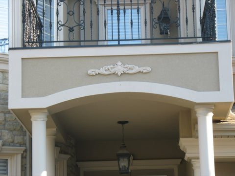 Exterior Stucco Trim why stucco exterior window trim? – decoramould exterior trim
