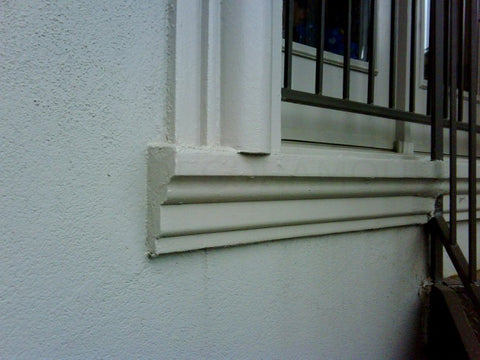 Window Trim and Sill Proportions – Decoramould Exterior Trim