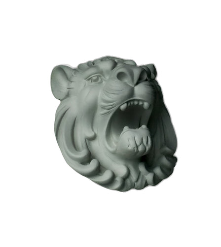 Lion Head Keystone (No Backboard)