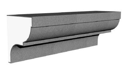 Stucco Cornices – Decoramould Exterior Trim