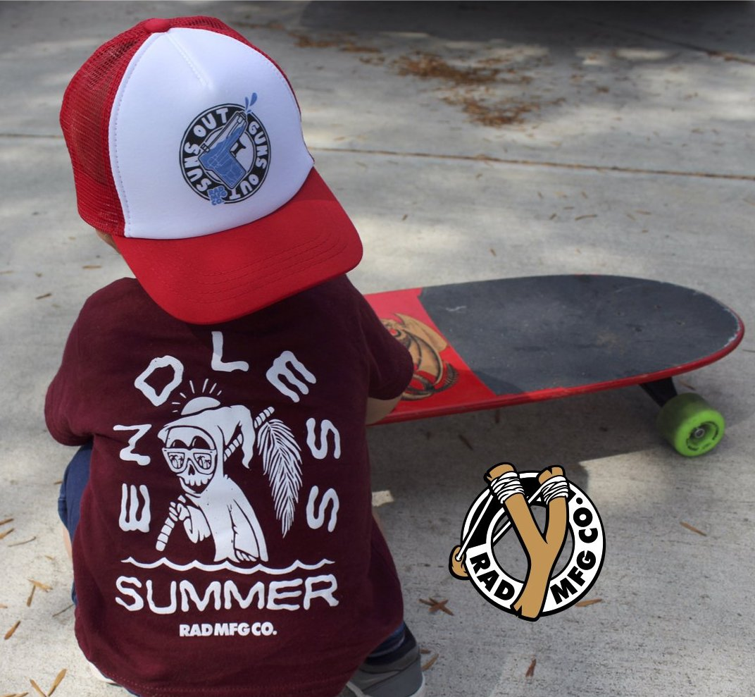 ENDLESS SUMMER - RAD MFG Co.