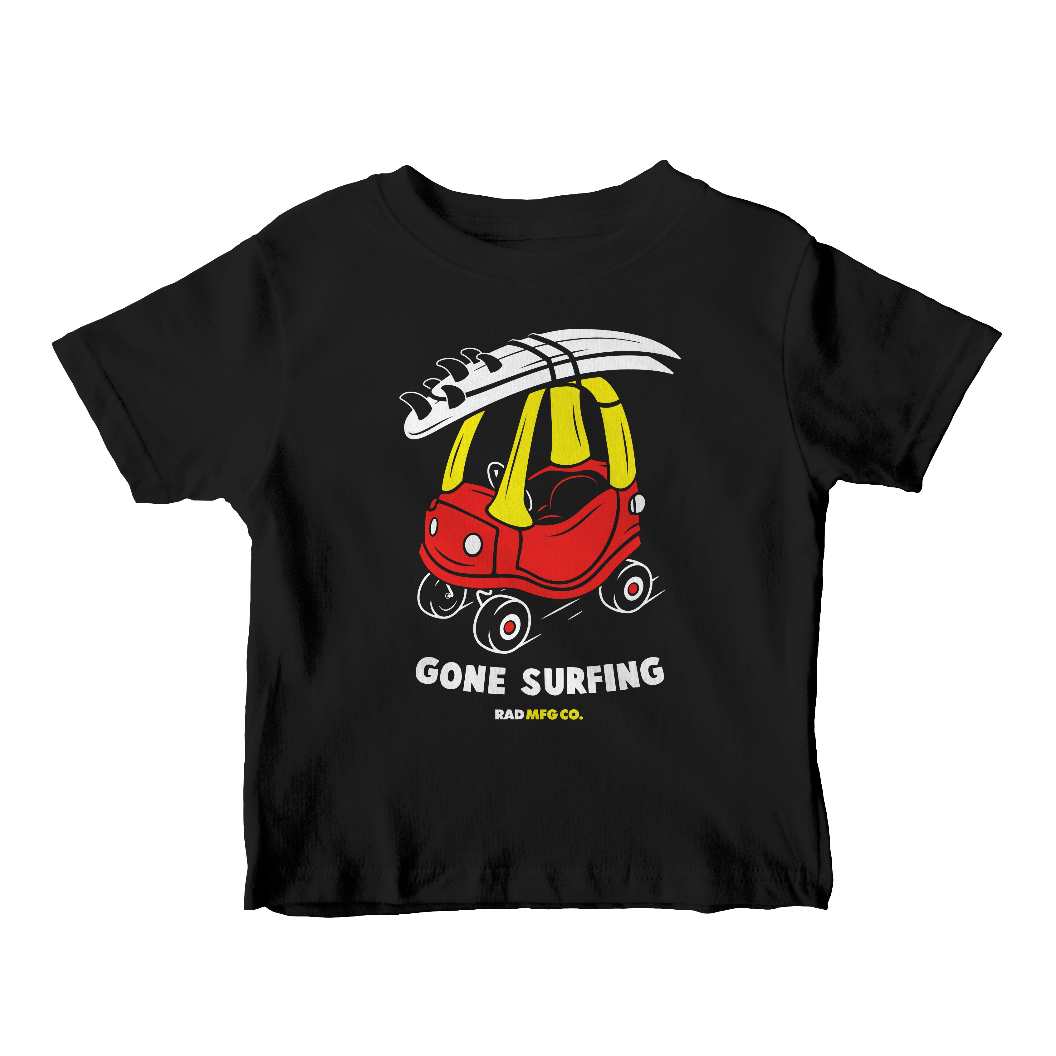GONE SURFING - RAD MFG Co.
