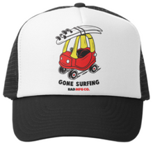 GONE SURFING | Trucker