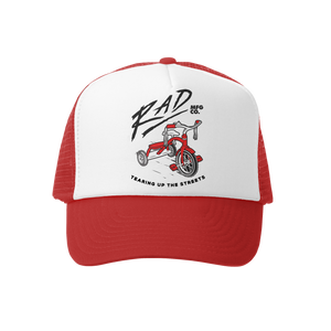 TRICYCLE | Trucker - RAD MFG Co.