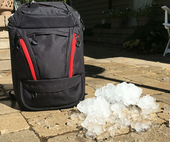backpack cooler ice tailgate