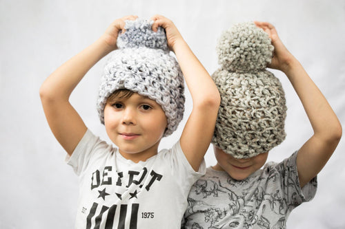 The Pom Pom Hat (Kids)