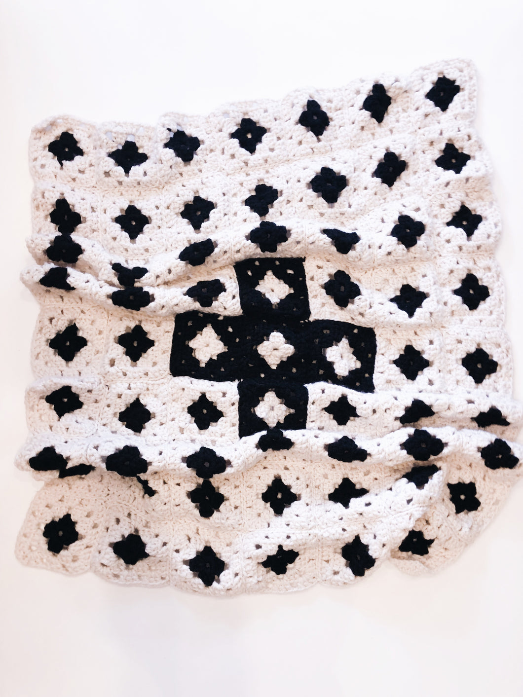 The Granny Square Blanket