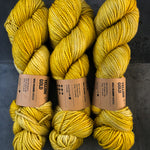 Yellow Gold on Uncle Mulberry (Worsted)