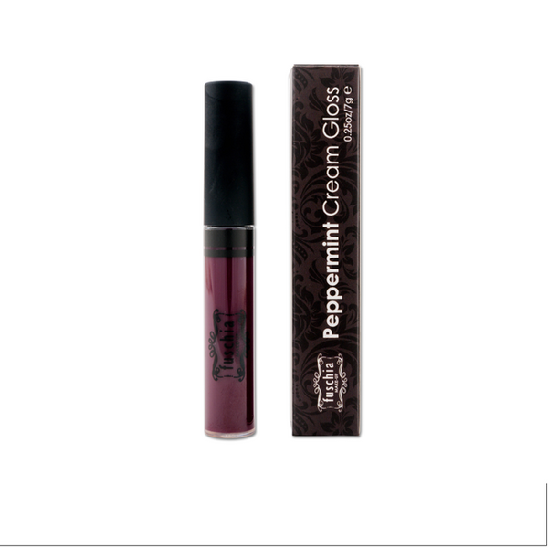 Fuschia Makeup Peppermint Cream Gloss