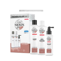 Nioxin - System Kit 3 for colored hair with light thinning 300ml