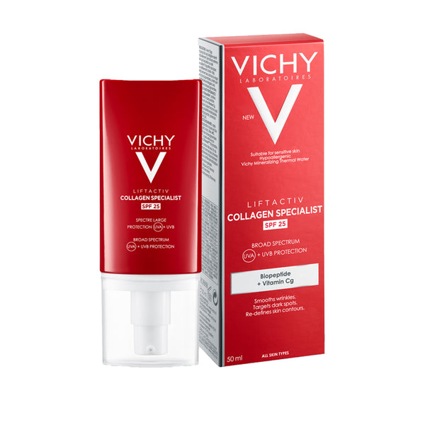 Vichy LiftActiv Collagen Specialist Day Fluid SPF25 50ml