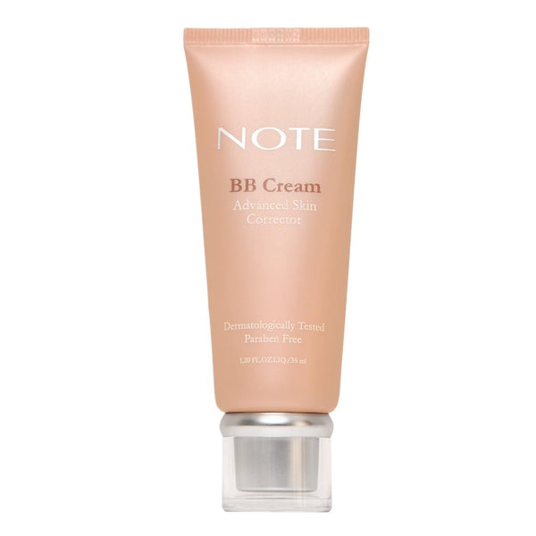 Note Cosmetics BB Cream Foundation, Liquid Foundation, Note Cosmetics, Ronaghans Pharmacy , 01 BB, 01 BB, [option2], [option3].Note Cosmetics BB Cream Foundation - Ronaghans Pharmacy