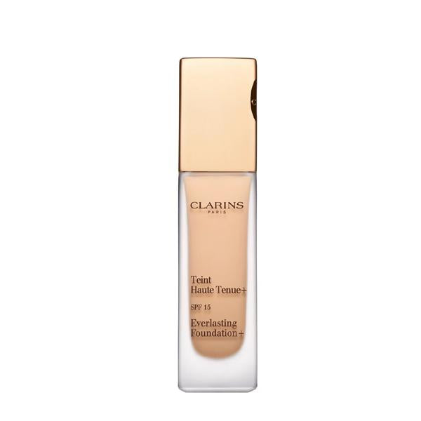 Clarins Everlasting Foundation + SPF 15 110 Honey 30ml, Foundation, Clarins, Ronaghans Pharmacy , [variant_title], [option1], [option2], [option3].Clarins Everlasting Foundation + SPF 15 110 Honey 30ml - Ronaghans Pharmacy