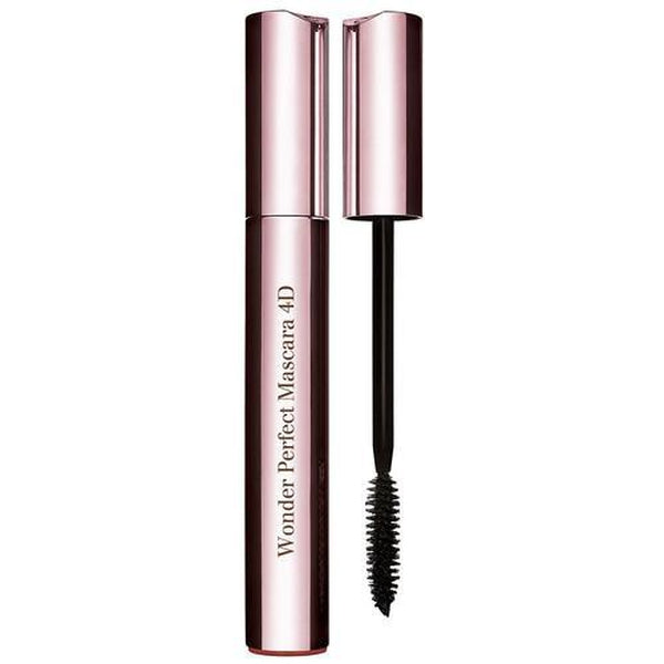 Clarins Mascara Wonder perfect 4D Black, Mascara, Clarins, Ronaghans Pharmacy , [variant_title], [option1], [option2], [option3].Clarins Mascara Wonder perfect 4D Black - Ronaghans Pharmacy