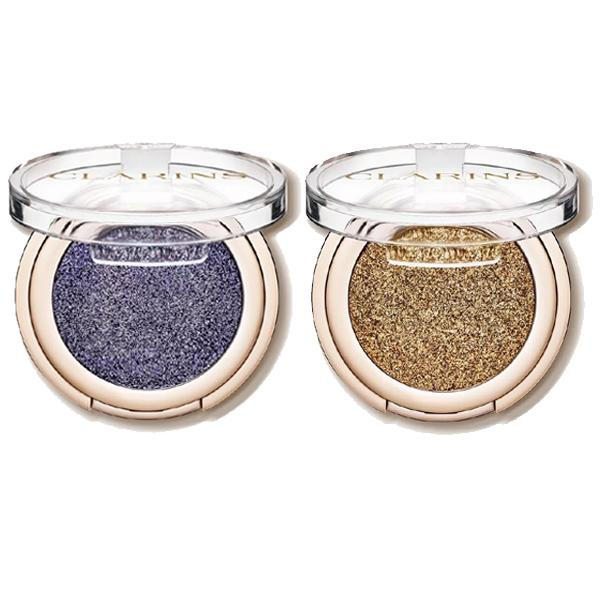 Clarins Ombre Sparkle Powder eyeshadow - 2 shades, Eyeshadow, Clarins, Ronaghans Pharmacy , [variant_title], [option1], [option2], [option3].Clarins Ombre Sparkle Powder eyeshadow - 2 shades - Ronaghans Pharmacy