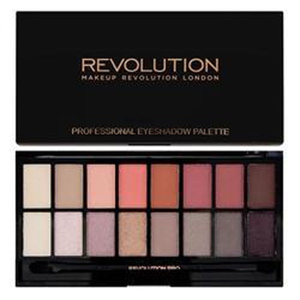 Makeup Revolution New-trals vs Neutrals Palette, Eyeshadow, Makeup Revolution, Ronaghans Pharmacy , [variant_title], [option1], [option2], [option3].Makeup Revolution New-trals vs Neutrals Palette - Ronaghans Pharmacy