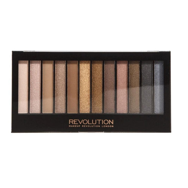 Makeup Revolution Palette Iconic - 3 Shades, Eyeshadow, Makeup Revolution, Ronaghans Pharmacy , Iconic 1, Iconic 1, [option2], [option3].Makeup Revolution Palette Iconic - 3 Shades - Ronaghans Pharmacy