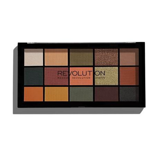 Makeup Revolution Re-loaded Palette - Iconic Division, Eyeshadow, Makeup Revolution, Ronaghans Pharmacy , [variant_title], [option1], [option2], [option3].Makeup Revolution Re-loaded Palette - Iconic Division - Ronaghans Pharmacy