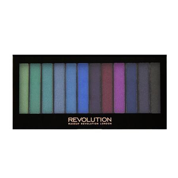 Makeup Revolution Redemption Palette Mermaids vs Unicorns, Eyeshadow, Makeup Revolution, Ronaghans Pharmacy , [variant_title], [option1], [option2], [option3].Makeup Revolution Redemption Palette Mermaids vs Unicorns - Ronaghans Pharmacy