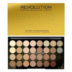 Makeup Revolution Ultra 32 Eyeshadow Palette Beyond Flawless, Eyeshadow, Makeup Revolution, Ronaghans Pharmacy , [variant_title], [option1], [option2], [option3].Makeup Revolution Ultra 32 Eyeshadow Palette Beyond Flawless - Ronaghans Pharmacy