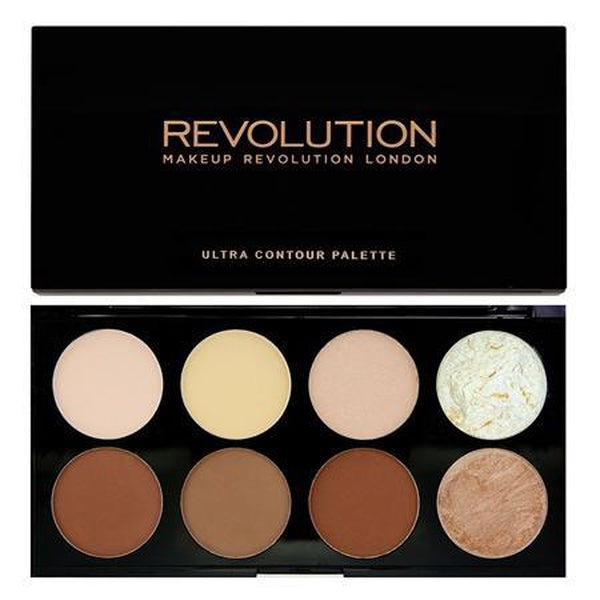 Makeup Revolution Ultra Contour Palette, Contour, Makeup Revolution, Ronaghans Pharmacy , [variant_title], [option1], [option2], [option3].Makeup Revolution Ultra Contour Palette - Ronaghans Pharmacy
