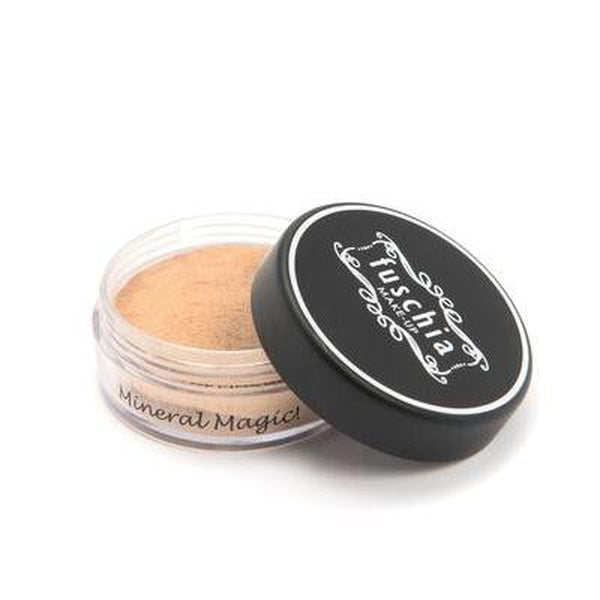 Fuschia Loose Mineral Powder Foundation, Foundation, Fuschia, Ronaghans Pharmacy , Mariah / 10g, Mariah, 10g, [option3].Fuschia Loose Mineral Powder Foundation - Ronaghans Pharmacy