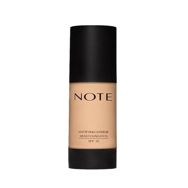 Note Cosmetics Mattifying Extreme Foundation 35ml, Liquid Foundation, Note Cosmetics, Ronaghans Pharmacy , [variant_title], [option1], [option2], [option3].Note Cosmetics Mattifying Extreme Foundation 35ml - Ronaghans Pharmacy