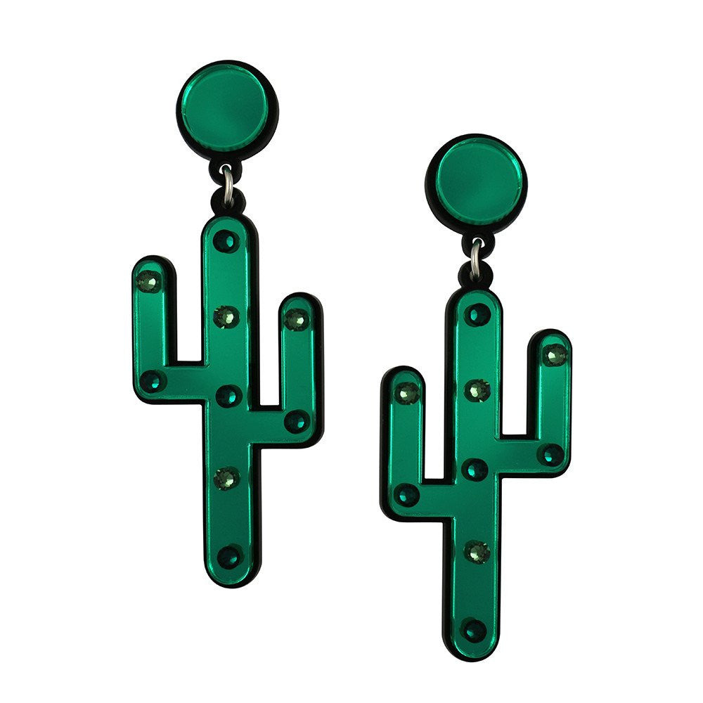 🌵Desert Cactus Earrings🌵