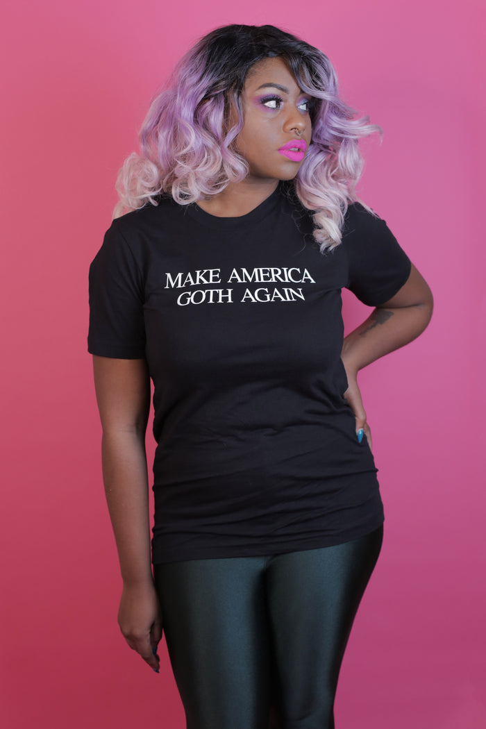 Make America Goth Again Witch Worldwide Tee