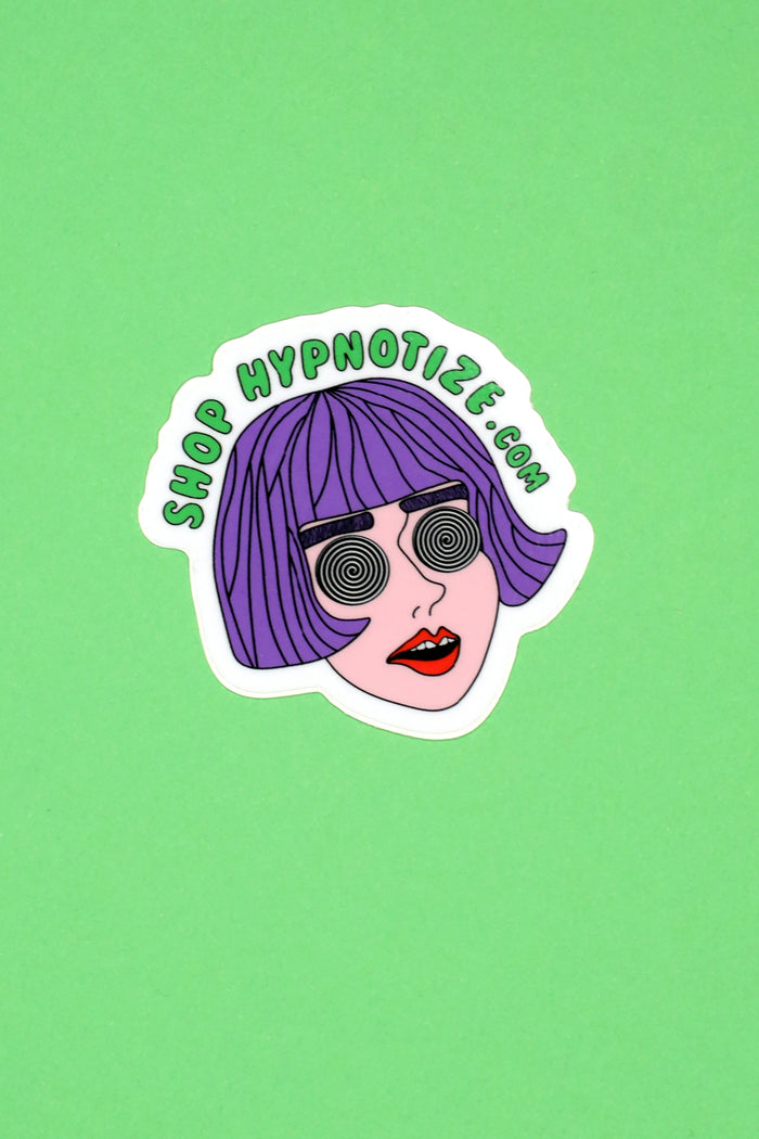 Shop Hypnotize Sticker
