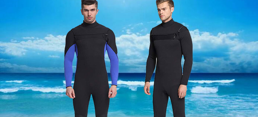 Scuba Guide 2019: Chest Zip or Back Zip Wetsuit?