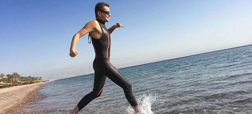 How to Breathe in Open Water Swimming?
